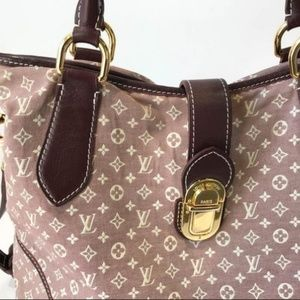 13e9e8f69724 Louis Vuitton Bags - LOUIS VUITTON Monogram Idylle Elegie Sepia